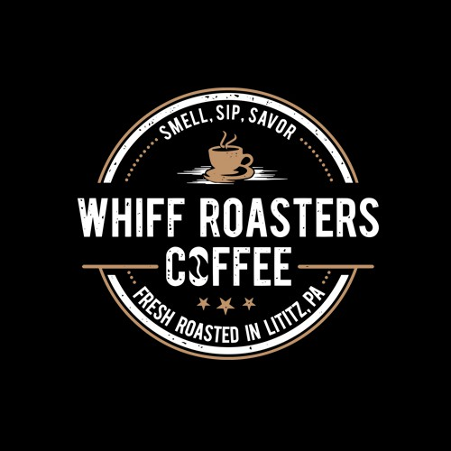 t-shirt for Whiff Coffee Roasters
