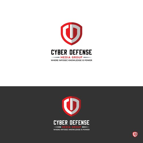 Cyber Defense Logo