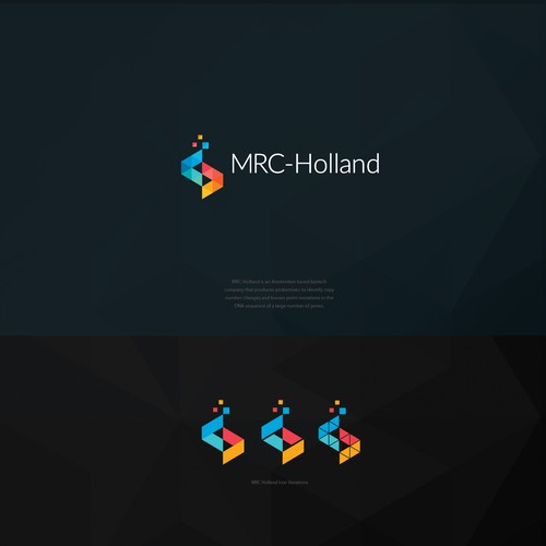 MRC Holland Logo