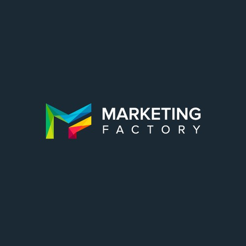 Logo Design For Marketing Factory
