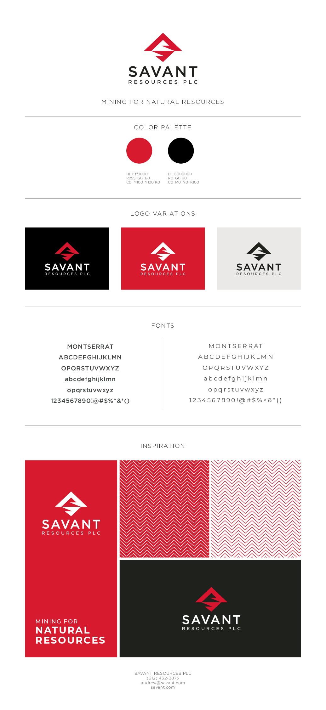 Logo for Savant Resources