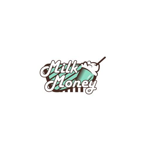 Logo for Milk Money