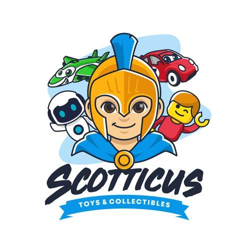 Toys Store Logo