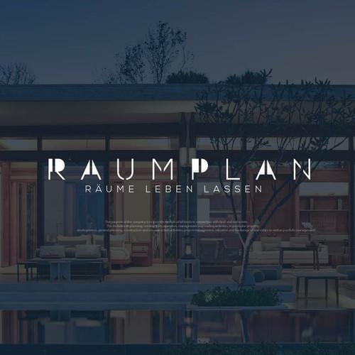 Logo design for Raumplan