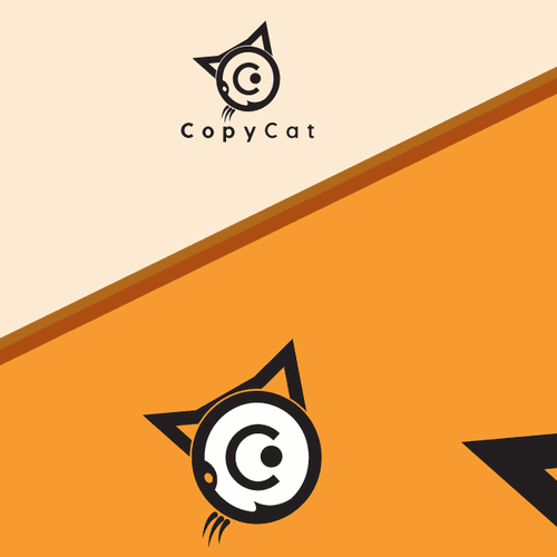 minimal logo concept for internet base company