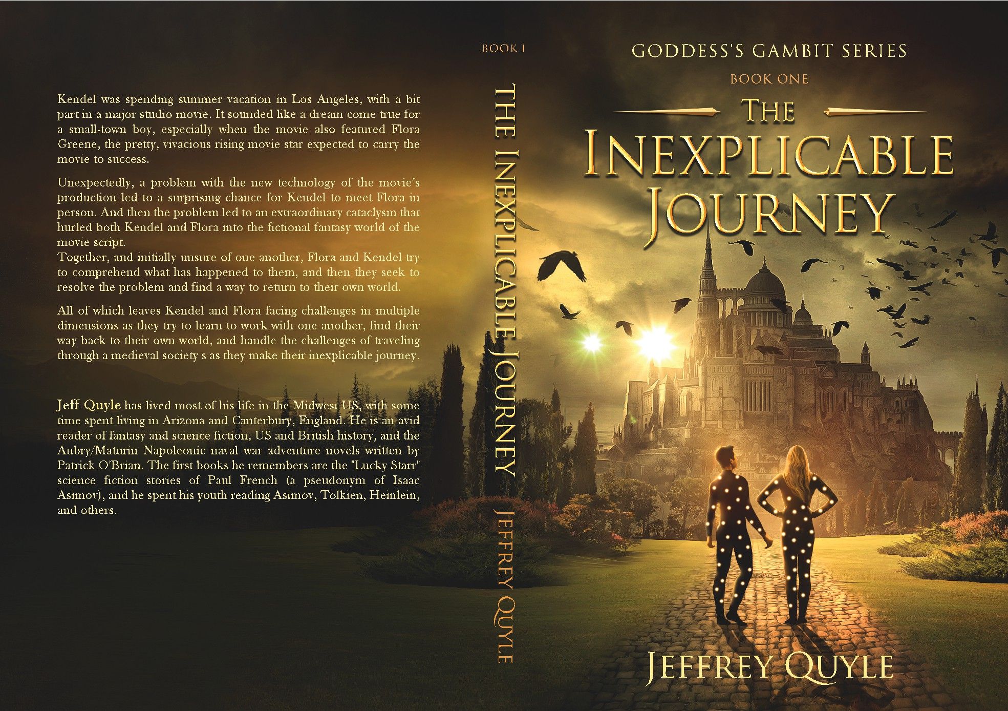 The Inexplicable Journey Cover Contest