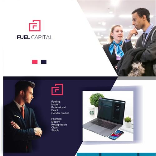 FUEL CAPITAL Hedge Fund - Logo & Brand Identity Design