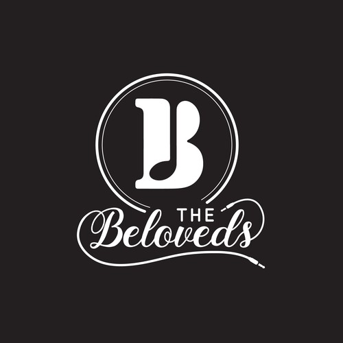 Logo for a music band