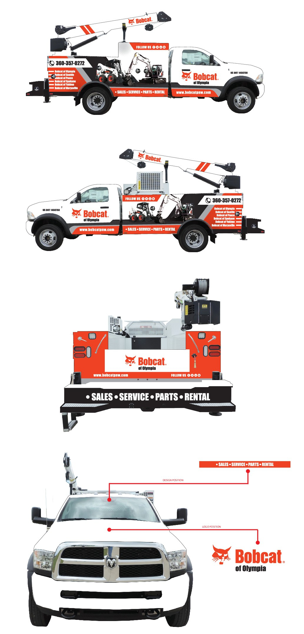 GREAT VEHICLE WRAP DESIGN REQUESTED!