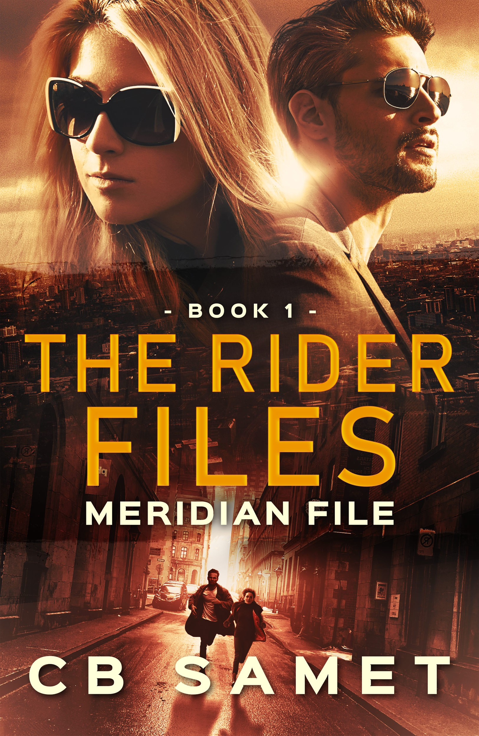 The Rider Files Suspense Adventure
