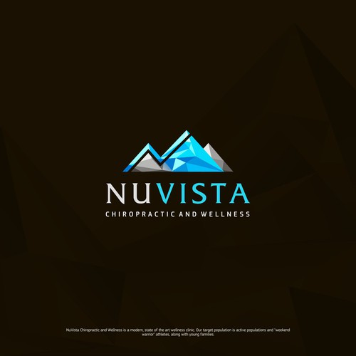 Logo for NuVista Chiropractic and Wellnes