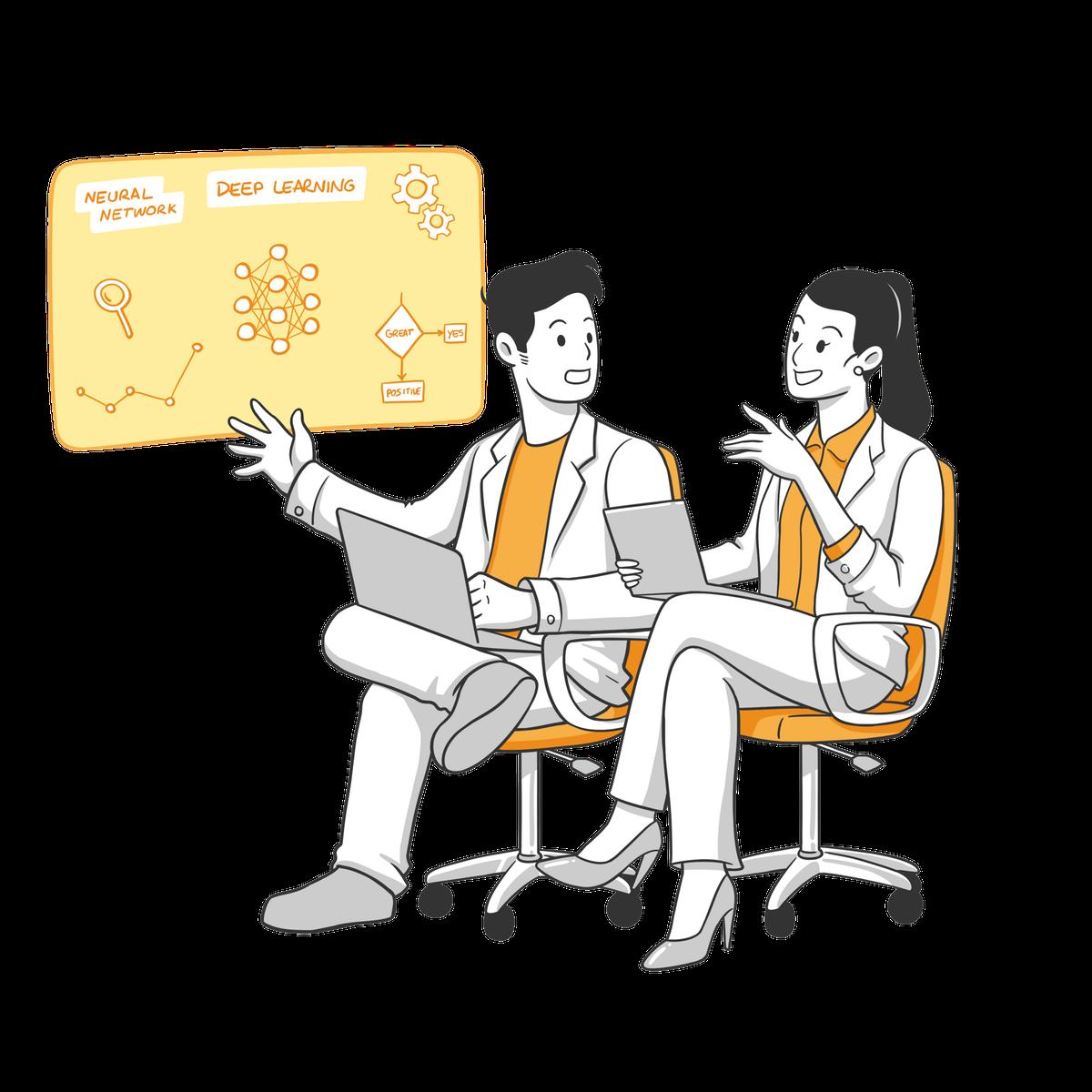 Companion illustration for Datasprong