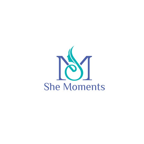 logo for a Professional site for women