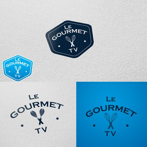 logo for Le Gourmet TV