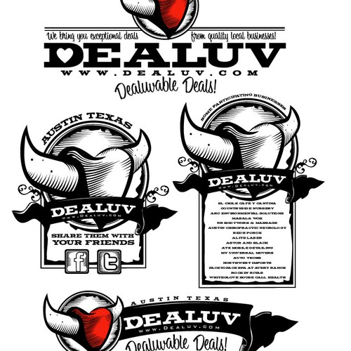 New T-shirt design wanted for Dealuv