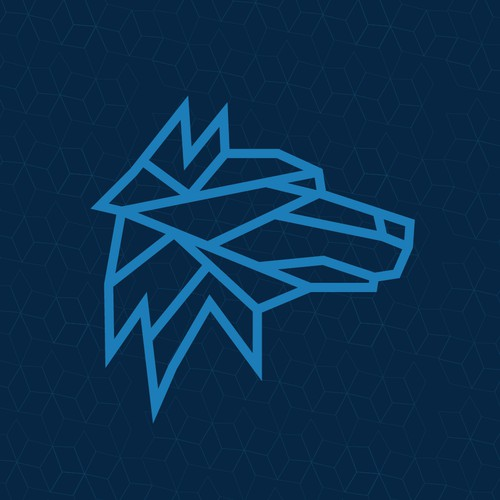 Dire Wolf Logo Entry