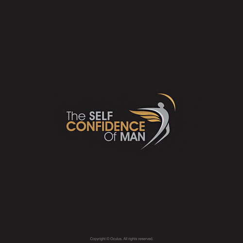 Logo concept for The Self Confidence Of Man
