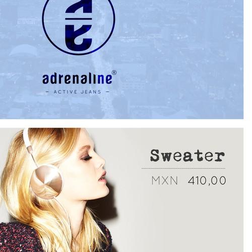 ADRENALINE BRANDING - fashion industry