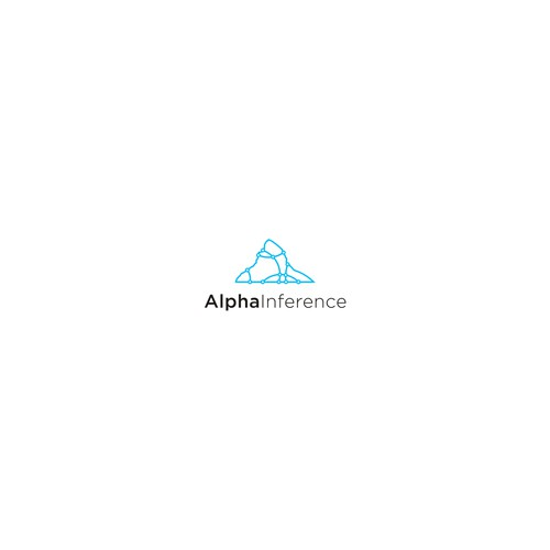 AlphaInference logo