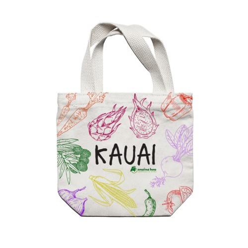 Kauai Farmer's Market Bag