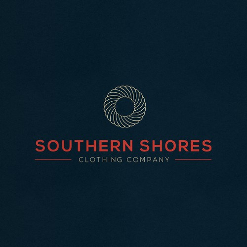 Logo for new nautical clothing line