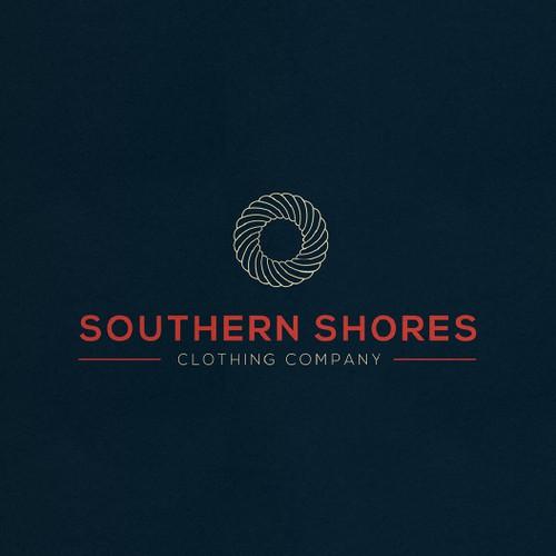 Logo for new nautical clothing line