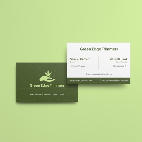 Green Edge Trimmers