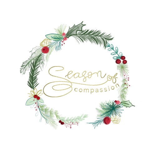 Season for Compassion - Holiday Logo