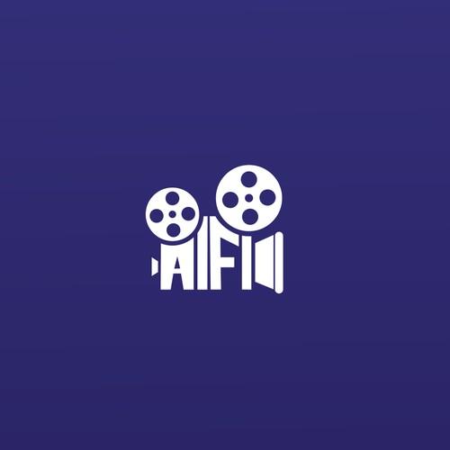 AIFI logo film