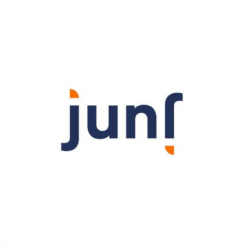 Logo and Brand Guideline Concept for Juni