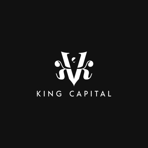 Logo concept for Kings Capital.