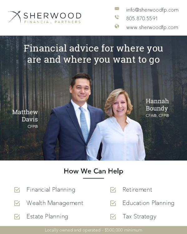 Small Ad Design Needed for Finance Firm to Put in Local Paper