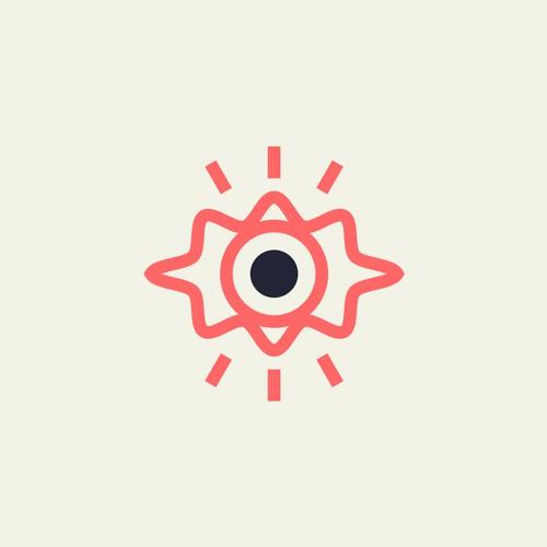 Abstract eye