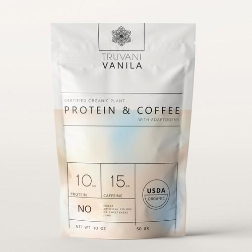 Vanila & Coffee protein