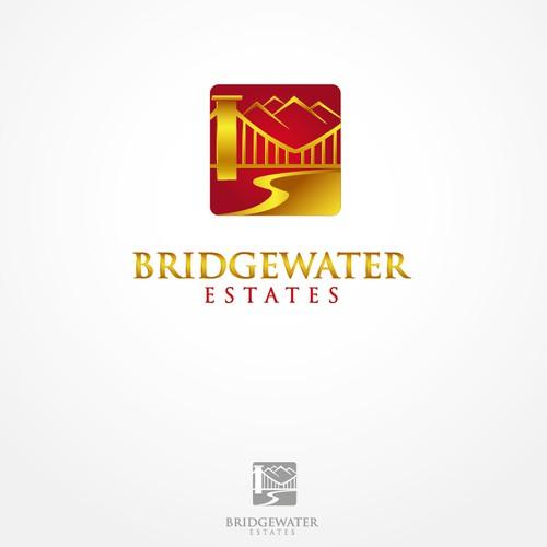 Create the next logo for Bridgewater Estates