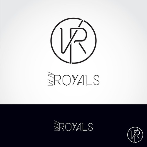 "Logo design for ""VanRoyals"""