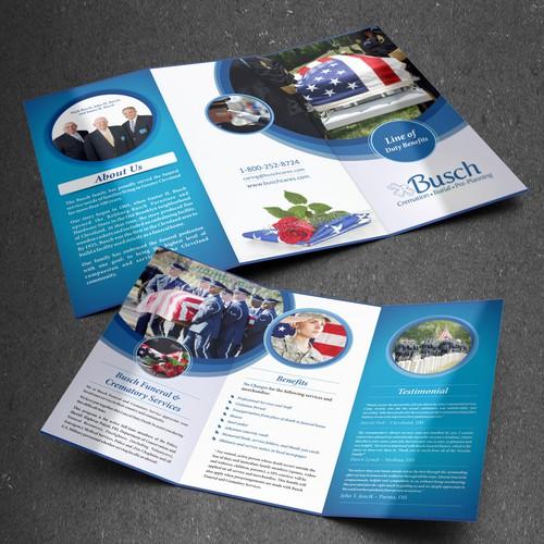 Eye-catching Brochure