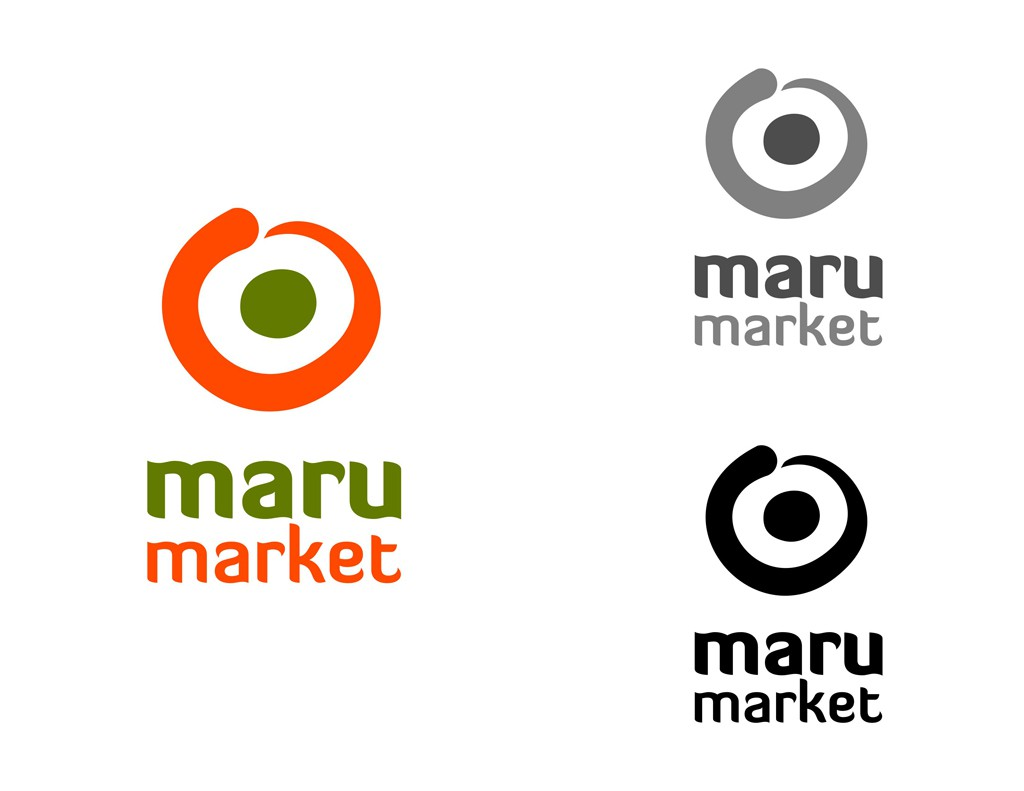Help MaruMarket with a new logo