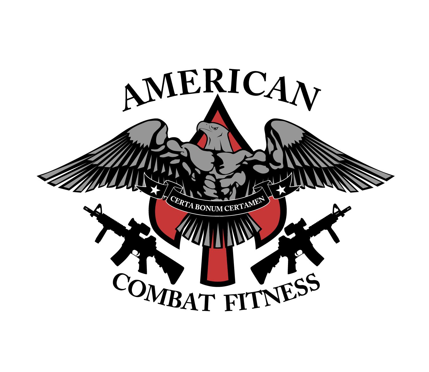 American Combat Fitness needs a new logo