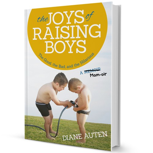 The Joys of Raising Boys cover