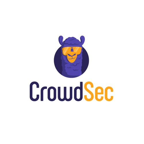 Logo Design for CrowdSec