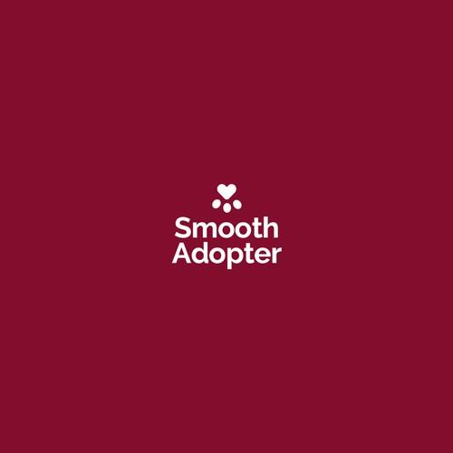 Logo concept for a pet adopting company