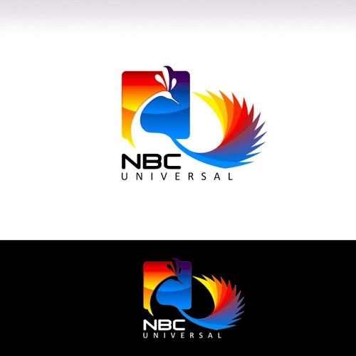 Logo Design for Design a Better NBC Universal Logo (Community Contest)