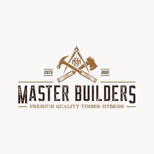 Logo proposal for Master Builders