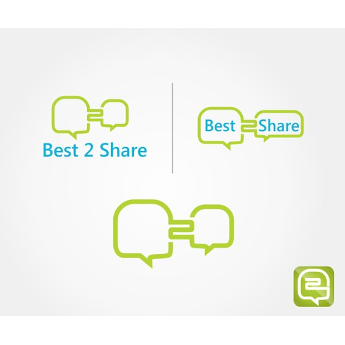 best2share - New Start up needs a LOGO. Fun, exciting, vibrant designs wanted!