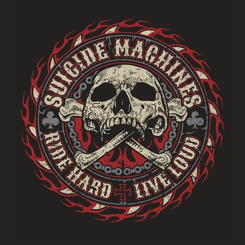 SUICIDE MACHINES