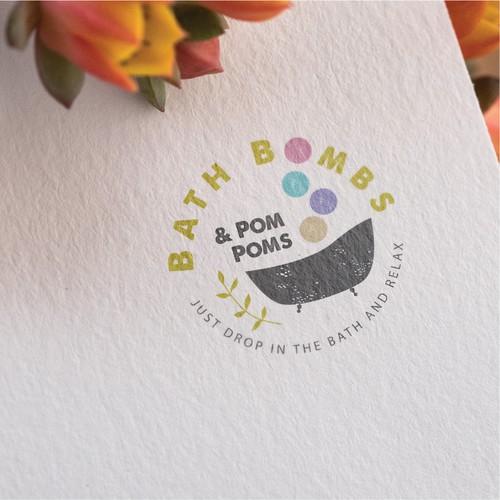Bath Bombs & Pom Poms
