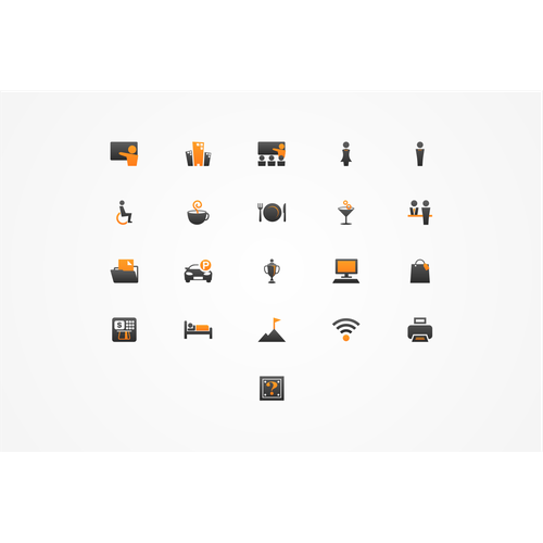 Series of icons wanted for iPhone app