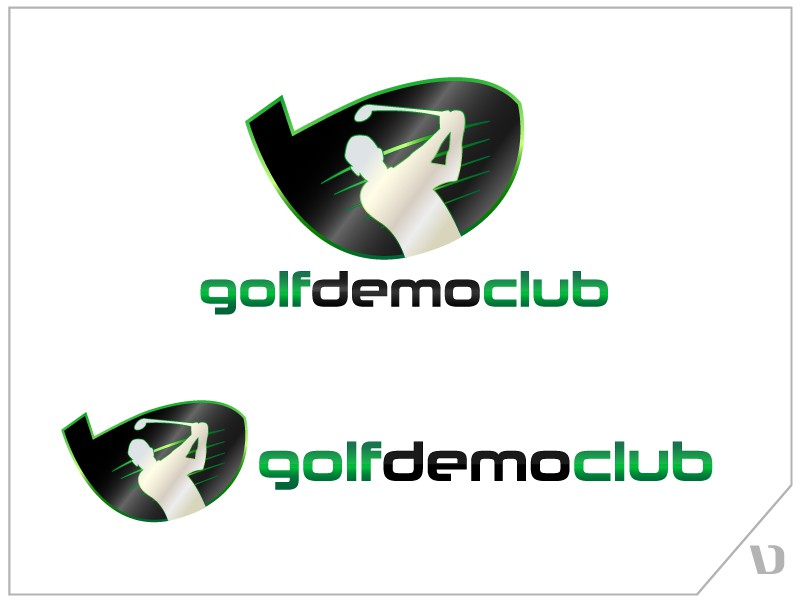 Help Golf Demo Club with a new logo