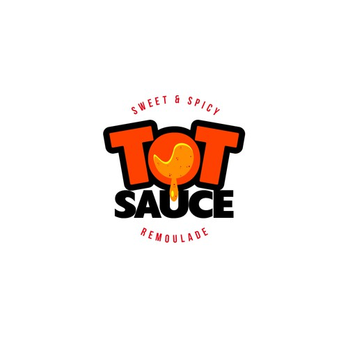 Logo for cheese sauce...